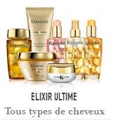 Kerastase Elixir : Masque Ultime, Creme Fine Huile pas cher