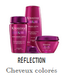 Kerastase reflection pas cher & Bain chroma riche captive