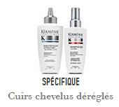 Avis Kerastase Specifique anti chute stimuliste & Dermo Calm
